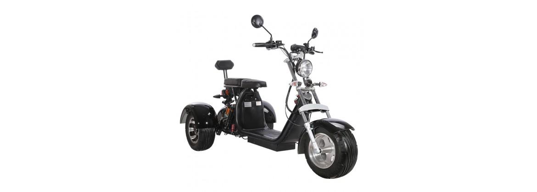 EEC mobile /électrique-tricycle bLEU nOUVEAUTE